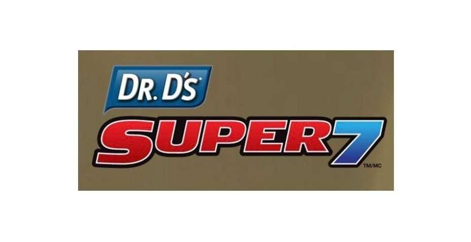 Dr D's Super 7 Pain Relief