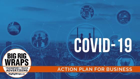 Coronavirus action plan for business